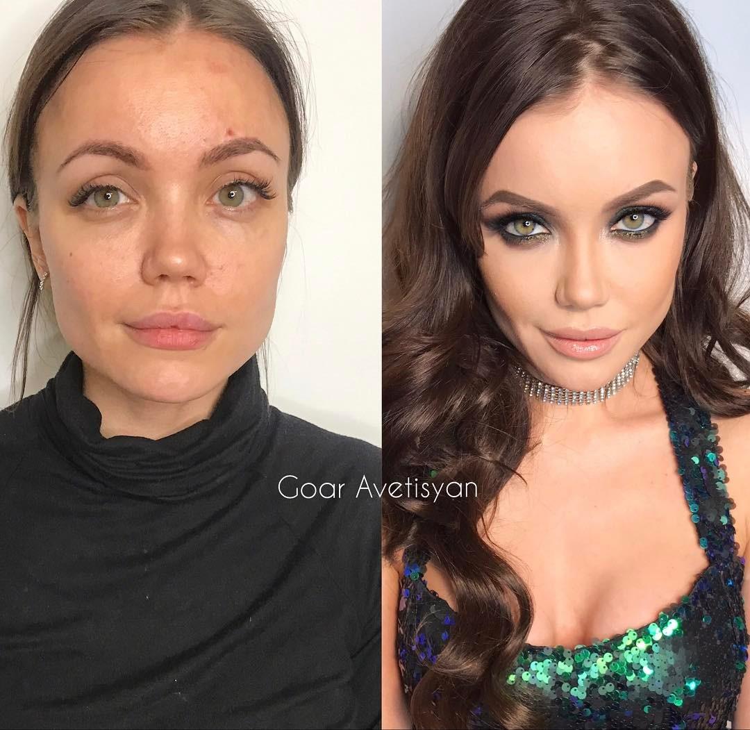 Гоар аветисян кисти для макияжа отзывы