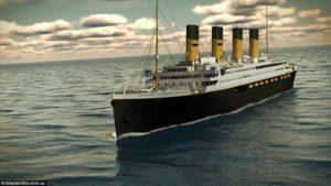 Титаник II собирается выйти в свой первый рейс в 2018 году