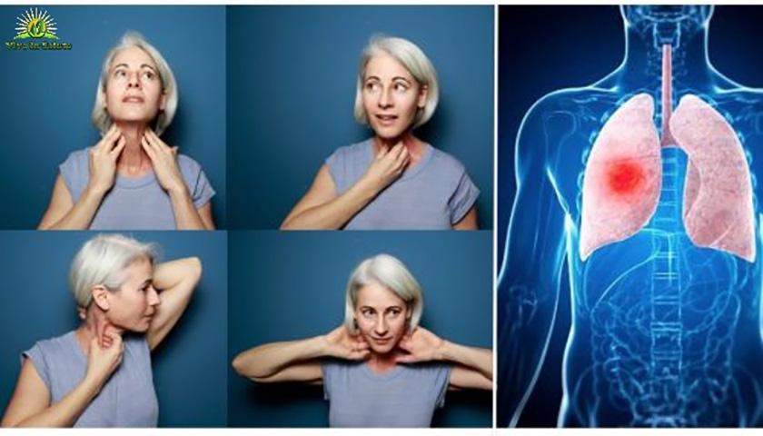 Как узнать, есть ли у вас бактерии, паразиты и рак, просто взглянув на свою шею!