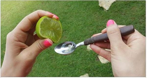 Сок 1 лимона и 1 ложка оливкового масла и ВЫ НИКОГДА НЕ прекратите применять это средство !!!